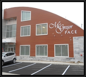 McGregor PACE's facility in Warrensville Heights